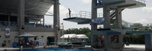 2013 AAU National Diving Championships